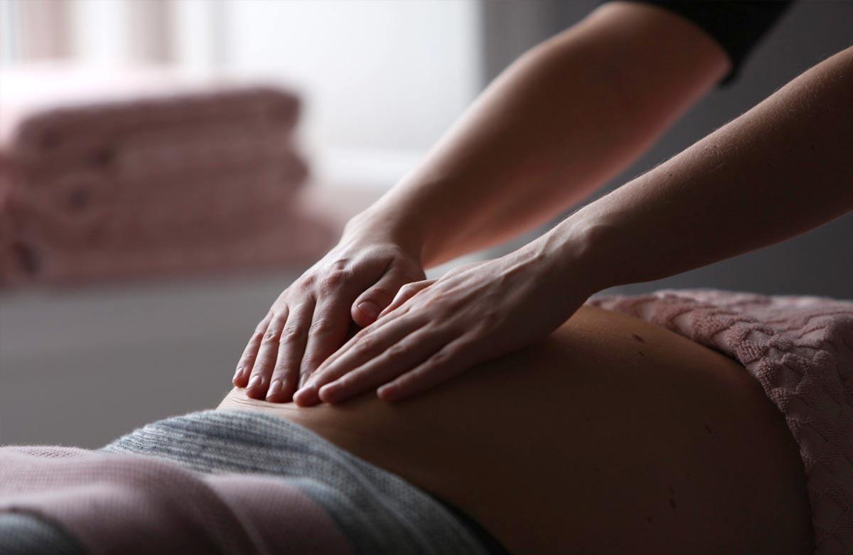 Gravidmassage - Signes Jordemoder og Scanningsklinik